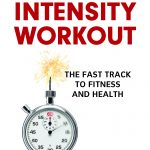 The Front Cover of the book High Intensity Workout published by Dundee University Press